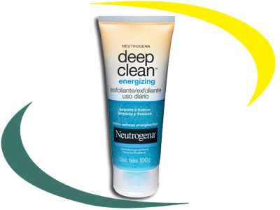 Neutrogena Deep Clean Energizing Esfoliante