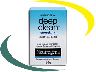 Neutrogena Deep Clean Energizing Sabonete Facial