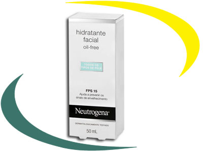 Neutrogena Hidratante Facial Oil-Free FPS 15