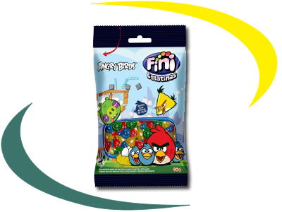 Angry Birds 90G
