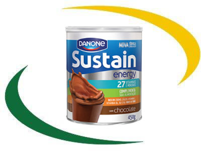 Sustain Regular Chocolate 450G