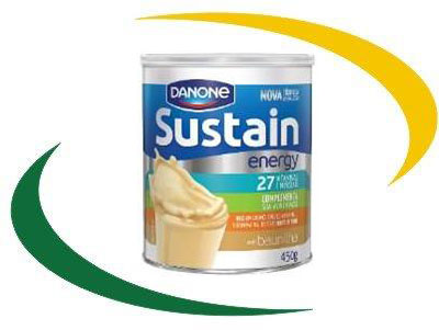 Sustain Regular Baunilha 450G