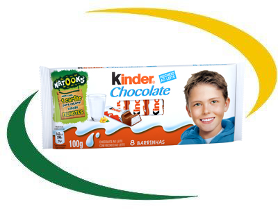 Kinder Chocolate Meu Malvado Favorito T8