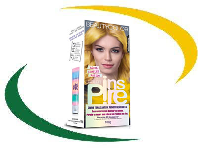 Creme Tonalizante Inspire Yellow Submari Beauty Color
