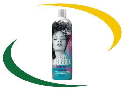 Shampoo Low Bubble Magic Wash Soul Power 315Ml