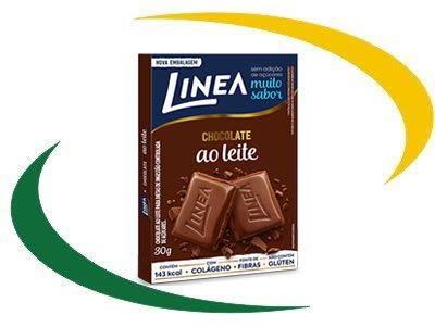 Chocolate  Leite Linea 30G